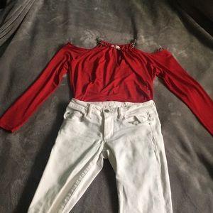 Micheal Kors long sleeve shirt